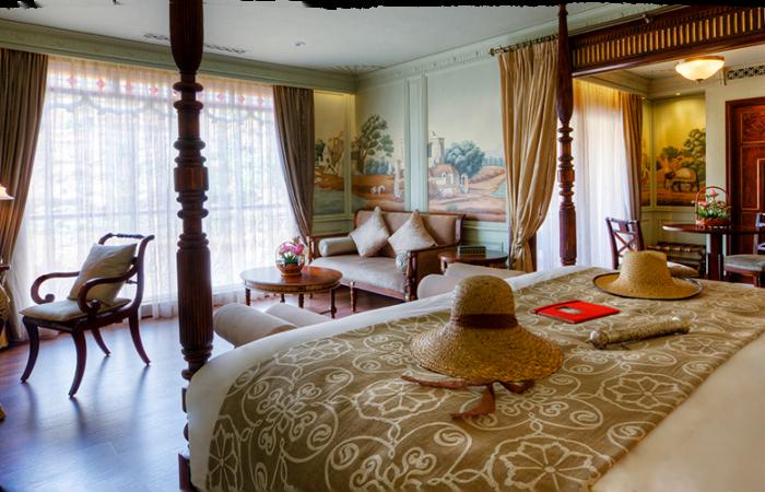 Heritage Line Jahan Cruise Lord Byron Suite Mekong