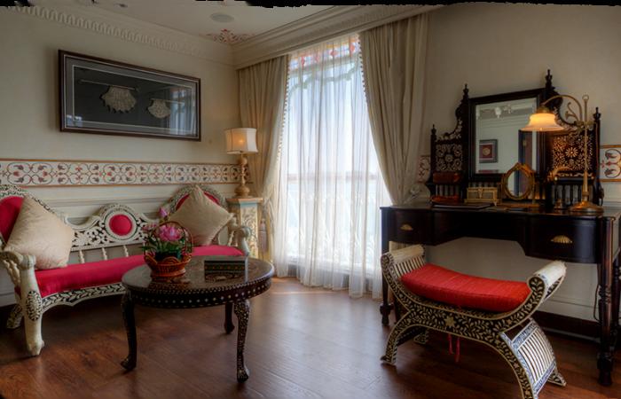 Heritage Line Jahan Cruise Taj Suite Mekong
