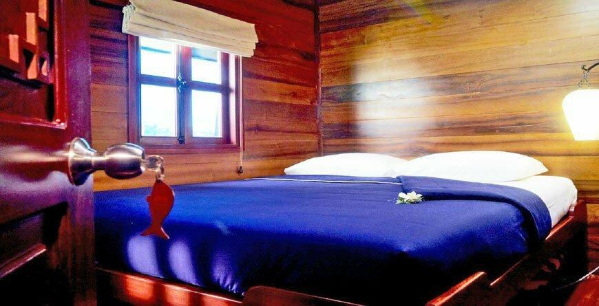 bassac river cruise mekong room