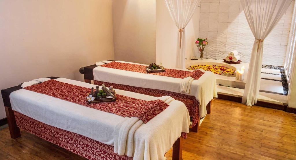 anantara resort - spa area