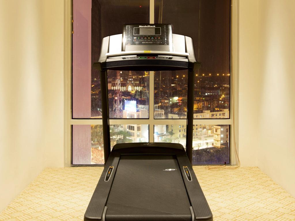 eldora hotel - fitness centre