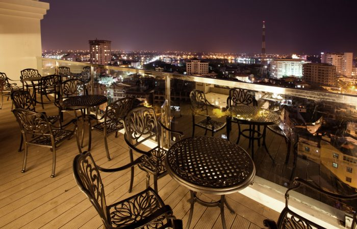 eldora hotel - skyline bar