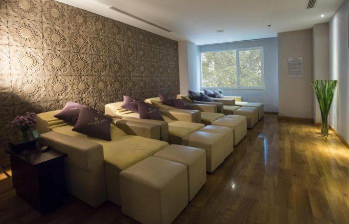 massage area - harmony saigon hotel