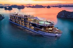 heritage cruises lan ha bay