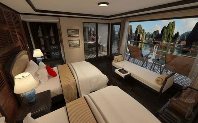 heritage cruises ocean suite