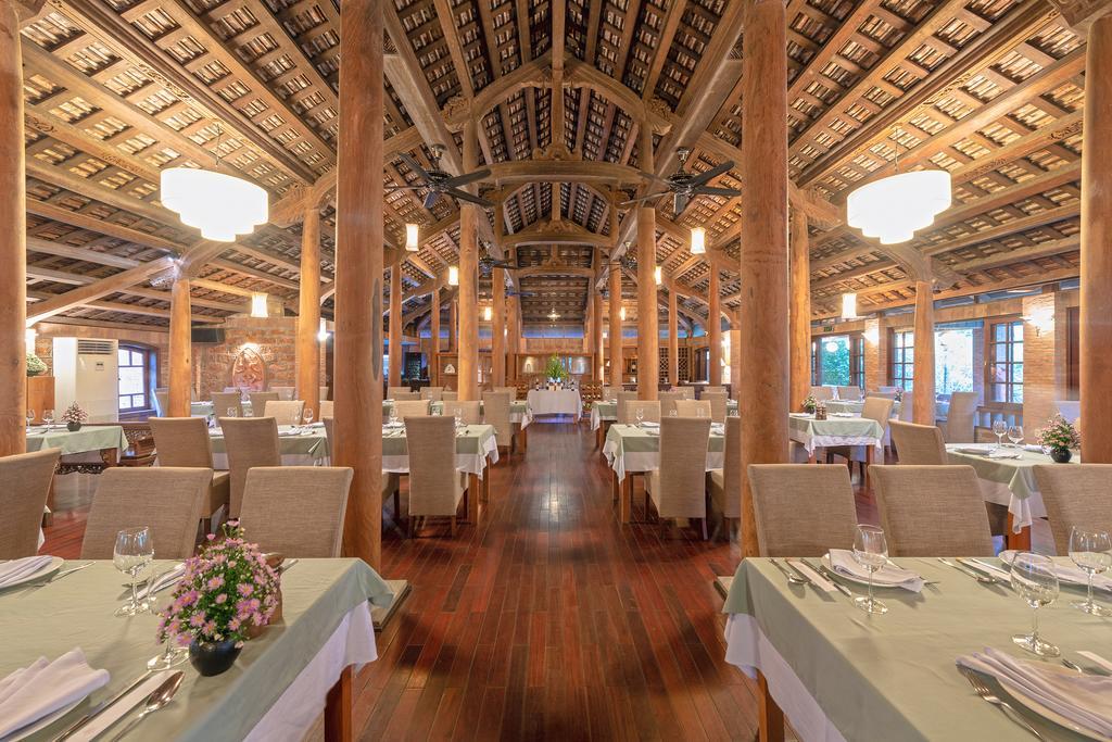 pilgrimage village resort - restaurant
