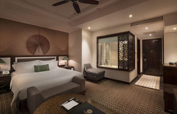 Spacious Rooms in Ninh Binh Hidden Charm