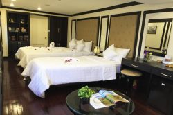 Amira Cruise Family Suite