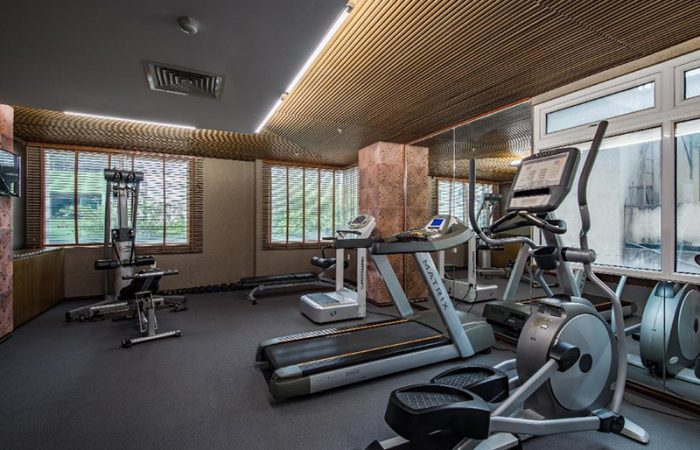 Aquari Hotel Gym