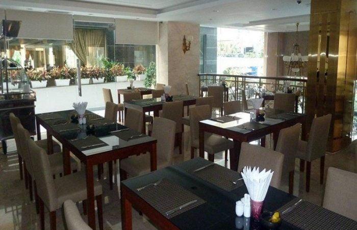 Aquari Hotel Restaurant