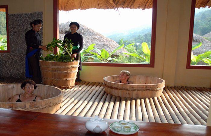 Panhou Village Bath