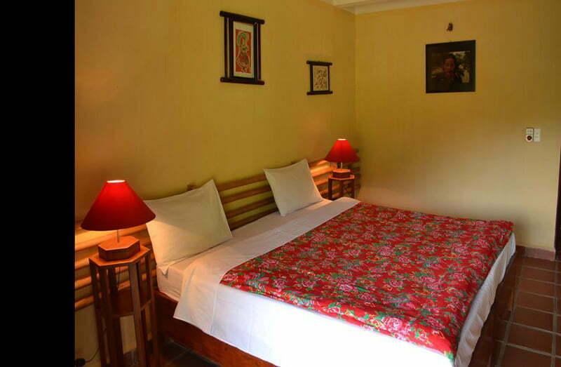 Panhou Village Double Room