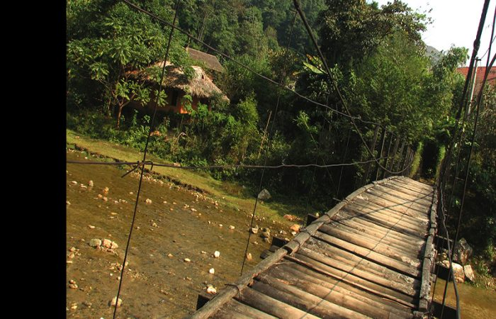 Panhou Village Ladder