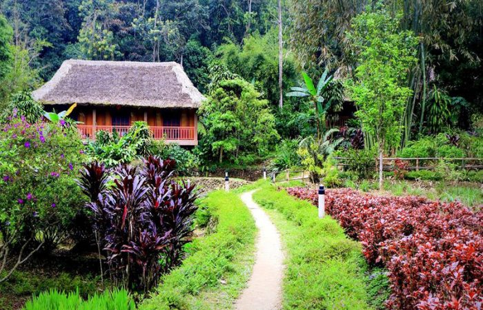 Panhou Village Path