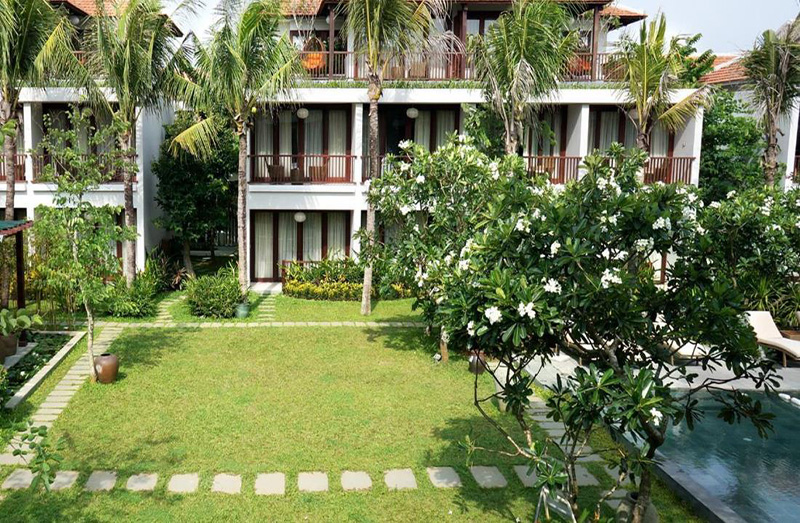 Vinh Hung Emerald Resort Garden