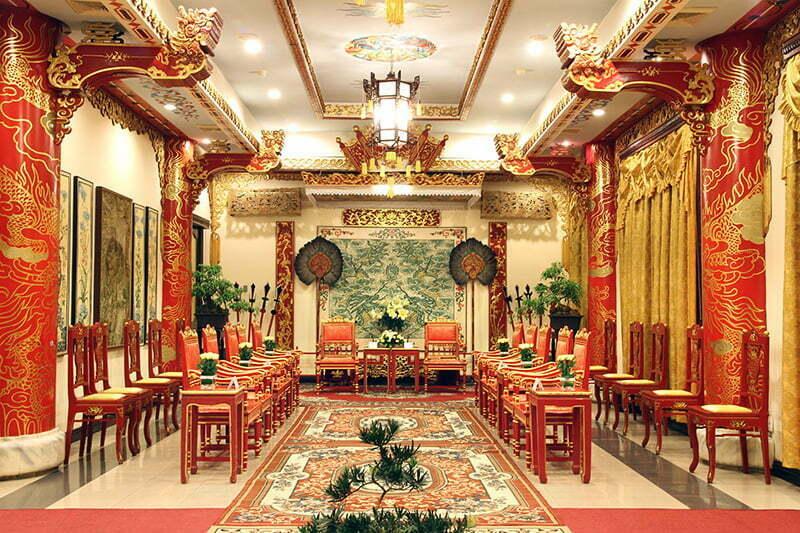 Saigon Morin Restaurant in Hue