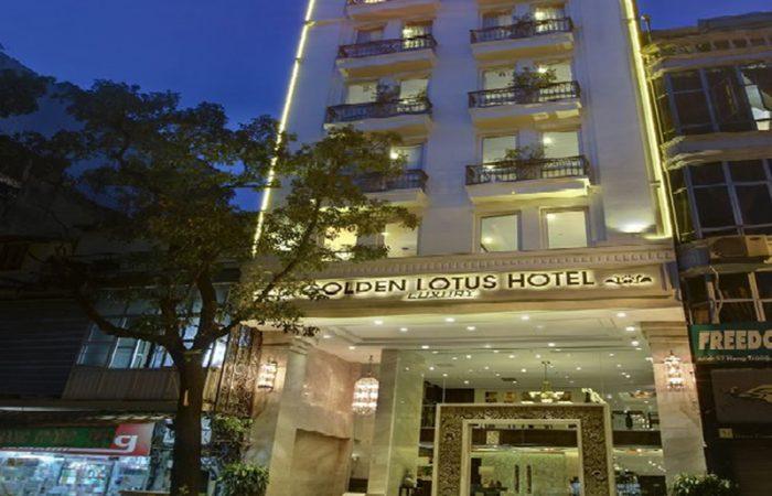 Golden Lotus Luxury Hotel outskirts
