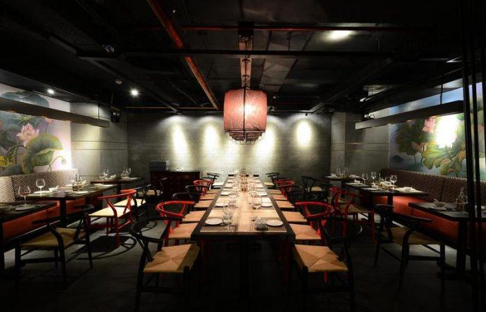 The Chi Boutique Hotel Hanoi Restaurant Ambient